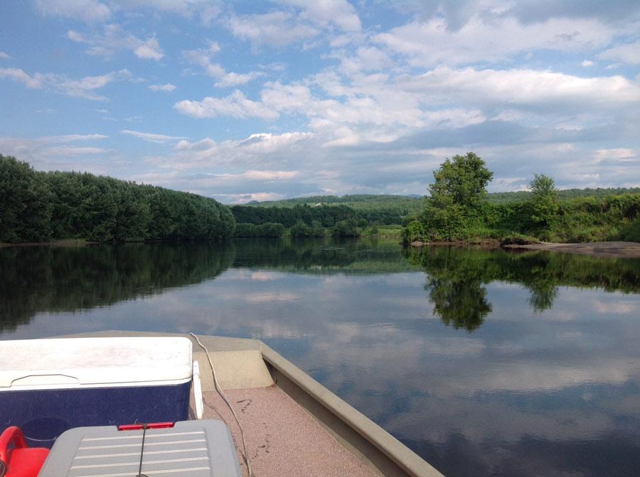 Massachusetts 1 day freshwater fishing trip rpm outdoors for Freshwater fishing in massachusetts